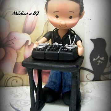 Topo Médico e DJ