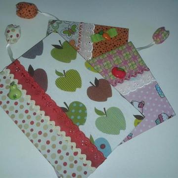 Cadernos de capa dura com capa de tecido