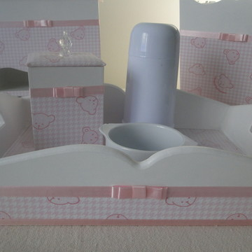Kit higiene Bebê Da Mamãe Andressa