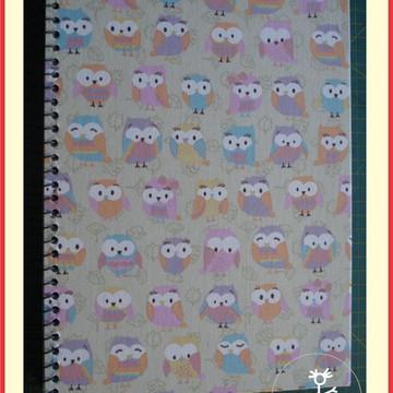Caderno Universitário 200 folhas