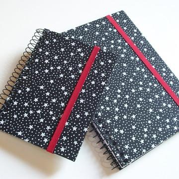 Kit de Cadernos Estrelinhas