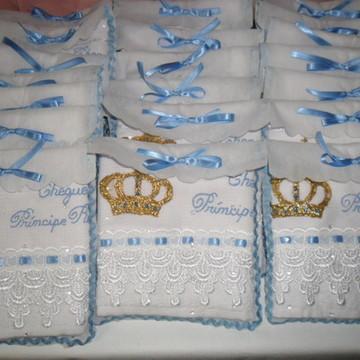 Toalha Para Lembrancinha Coroa