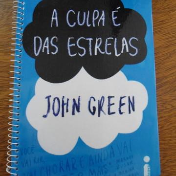 Caderno A Culpa É Das Estrelas Uni.