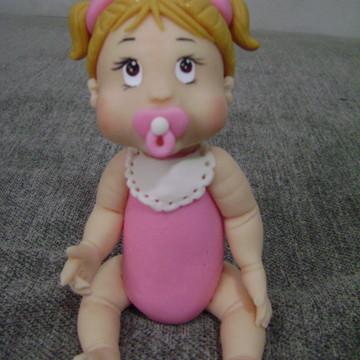 Topo De Bolo - Chá De Bebê