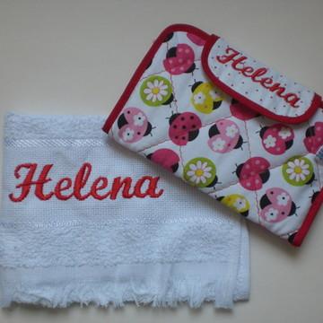 Nécessaire Higiene Joaninha Personal