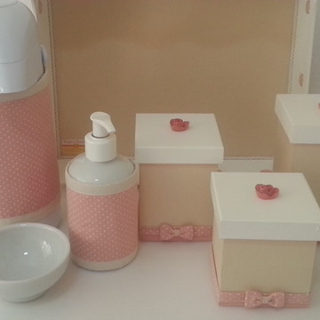 Kit Higiene Flor c/ gel