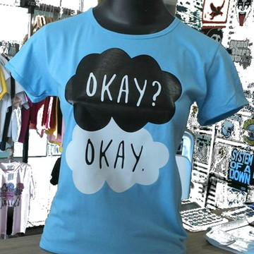 8e8a1bb6c7 Camiseta Okay Okay