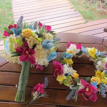 Kit noiva Tailandês & acessórios