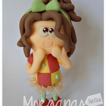 Topo de bolo Emília (sitio)