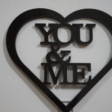 Topo You & Me