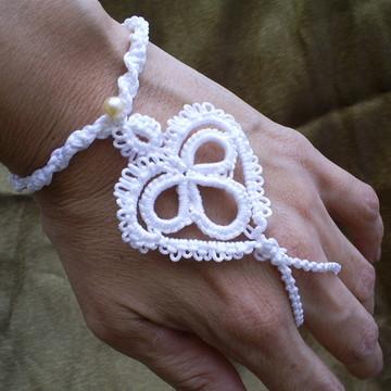 Pulseira /Luva para Noivas