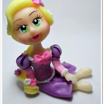 Rapunzel ( enrolados) lembrancinha