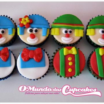 Apliques Cupcakes Patati Patatá