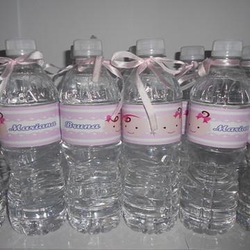 rotulo para agua