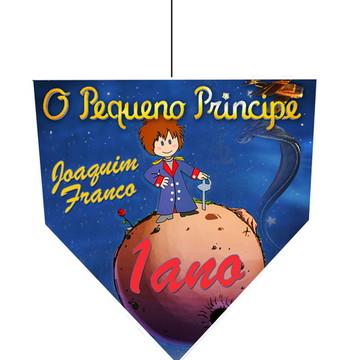 Pipas personalizadas pequeno príncipe projeto