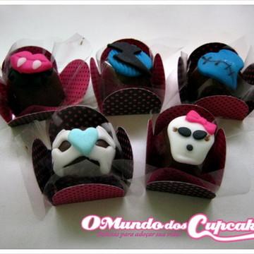 Apliques para doces Monster High