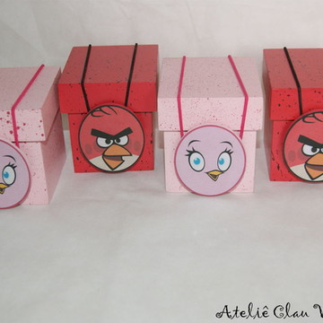 Lembrancinha Angry Birds