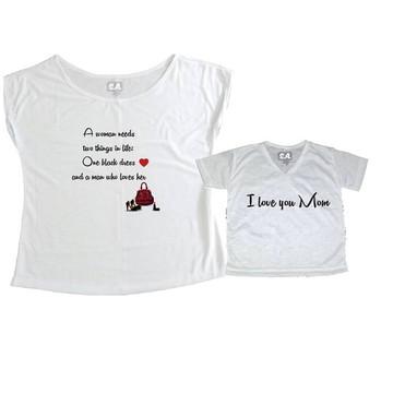 T-shirt Tal Mãe Tal Filho