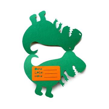 Convite Dino