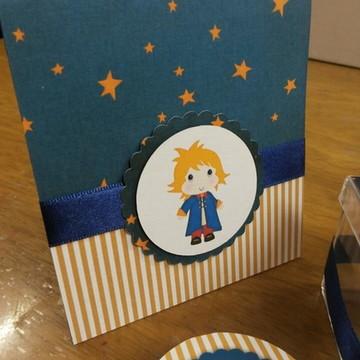 Convite - Pequeno Príncipe