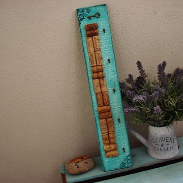 Porta-chaves e Recados Cork
