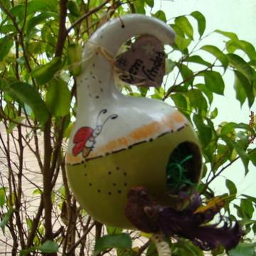 casinhas para passarinho-CABAÇAS-PORONGO