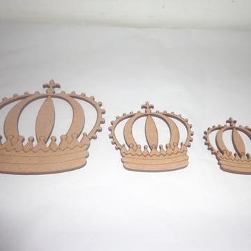 Mini Coroas Recortadas