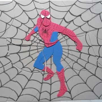 Quebra Cabeça Homem Aranha