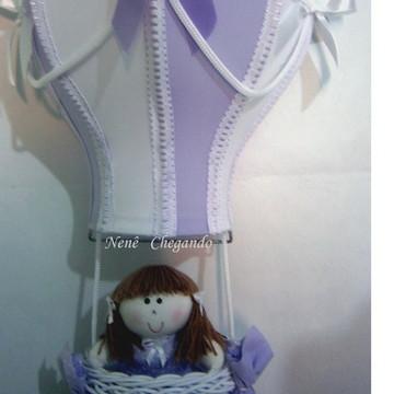 Enfeite De Porta Maternidade Meio Balão