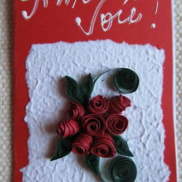 Cartão - Ref. 1018