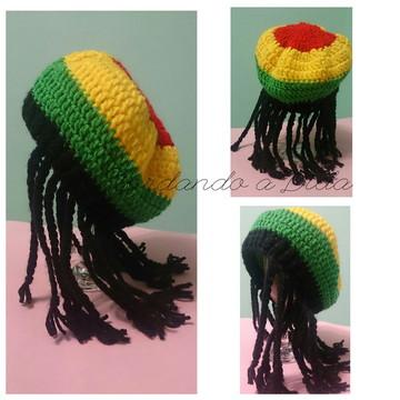 Gorro Newborn Reggae