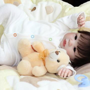 Bebê Reborn Joao Por encomenda