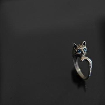 Anel de Gato Siamês