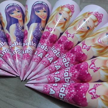 Cone - Barbie a Princesa e a PopStar