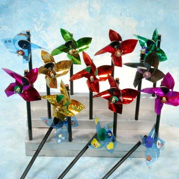 Lápis Cata vento Metalizado