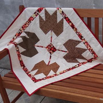 Toalha de mesa folhas de outono