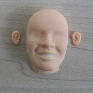 Rosto masculino A2