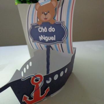 Barco Ursinho Marinheiro001