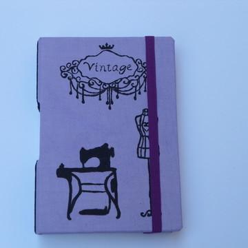 Caderno Estilista