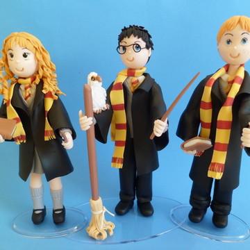 Harry Potter ,Hermione e Ron