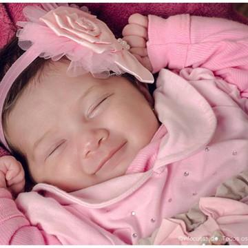 Headband Baby flor