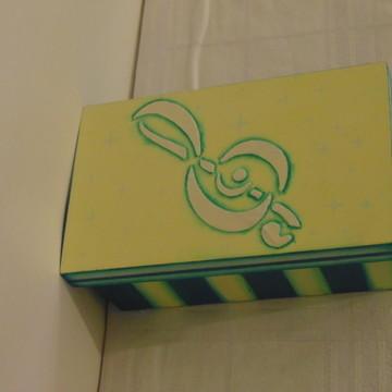 Caixa simples N° 03