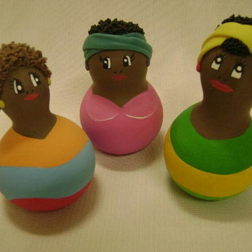 Mini bonecas
