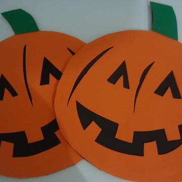 """Abobora para """"decoração Halloween"""""""