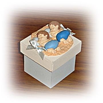 Lembrancinha Chá De Bebê Gemeos