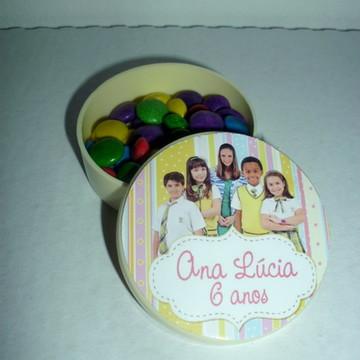 Latinhas Mint To Be Personalizadas
