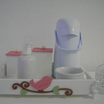 Kit higiene passarinho