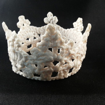 Mini Coroa para Ensaio Fotografico