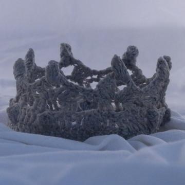 Mini Coroa - Ensaio Fotográfico Newborn