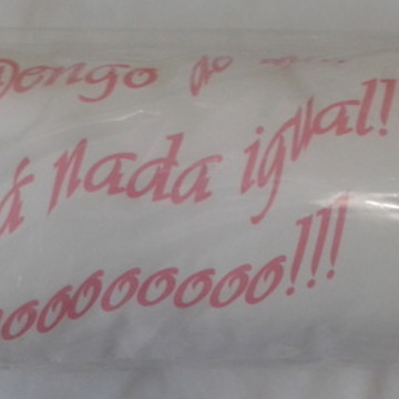 ALMOFADA PALITO DENGO DE VÓ..
